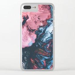 primus 10 Clear iPhone Case