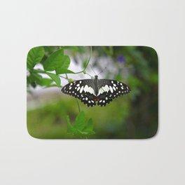 Butterfly Medium Bath Mat