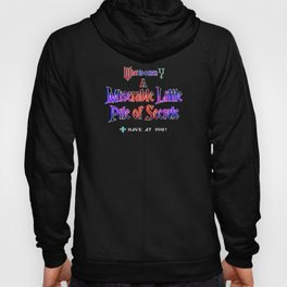 Castlevania III - Miserable Pile of Secrets Hoody