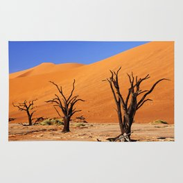 Dead Vlei Namibia IV Rug
