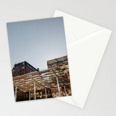 Building & Shadows Stationery Cards