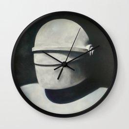 Gort: Klaatu barada nikto Wall Clock