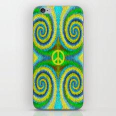 Peace Koru iPhone & iPod Skin