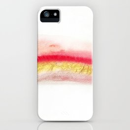Minimal Expressions 01 iPhone Case