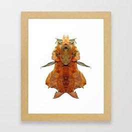 Trol Framed Art Print