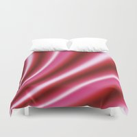 candy Duvet Covers featuring Candy by Christy Leigh