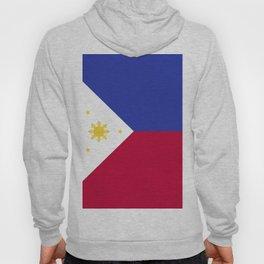 Philippines flag emblem Hoody
