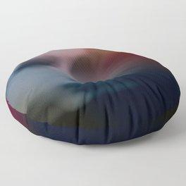 Ghost Floor Pillow