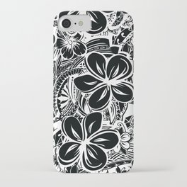 Savaii Polynesian Tribal iPhone Case