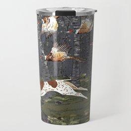 Pheasant Hunt Travel Mug