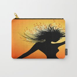 Sizzlin Carry-All Pouch