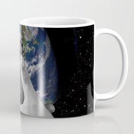 J'ai le mal de toi (I ache for you, I miss you so much it hurts) Coffee Mug