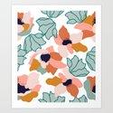 Carmella #illustration #pattern by 83oranges