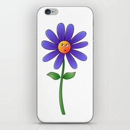 Whoops A Daisy iPhone Skin