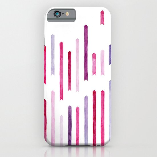 Cotton Candy Arrows iPhone & iPod Case