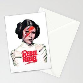 Princess Rebel Stationery Cards