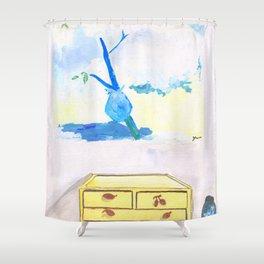 Interieur Jour Shower Curtain