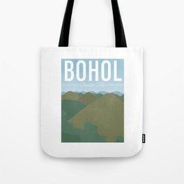 Chocolate Hills | Bohol Tote Bag