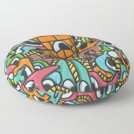 Illuminations Doodle Floor Pillow