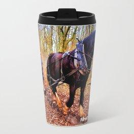 Forestry Horse Travel Mug