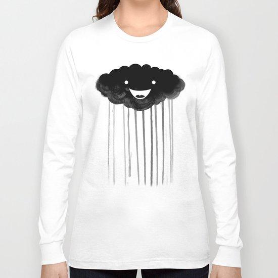 dark cloud Long Sleeve T-shirt