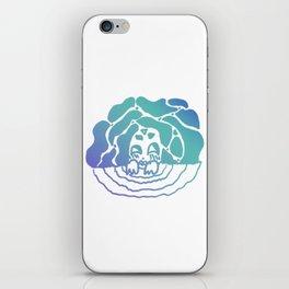 water spirit (color) iPhone Skin