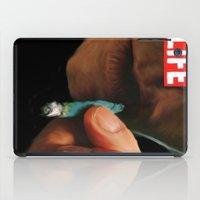 marijuana iPad Cases featuring LIFE MAGAZINE: Marijuana by Tia Hank