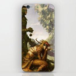 Scavenger Heroes series - 11 iPhone Skin