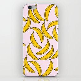 Cute Bananas iPhone Skin