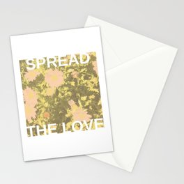 Spread the Love Stationery Cards