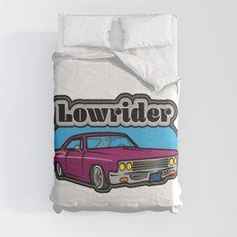 Lowrider Car Comforters