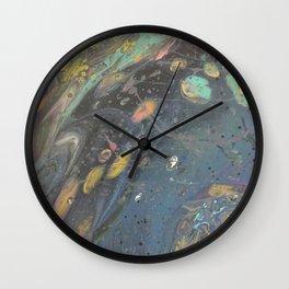 Germ Wall Clock