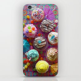 Cupcake du Jour iPhone Skin