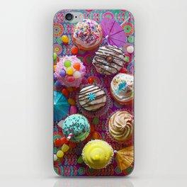 Cupcake du Jour iPhone Skin