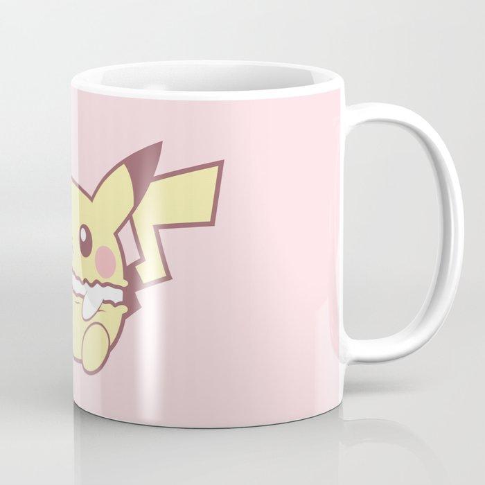 Pika Maroon Coffee Mug