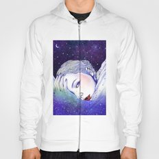 MOONLIGHT, don't forget me Hoody