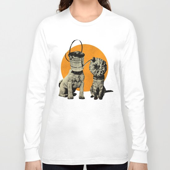 Cats&Dogs Long Sleeve T-shirt