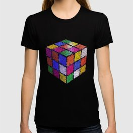 The color cube T-shirt