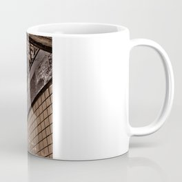 Empire State Subway - New York Photography Coffee Mug