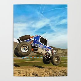 OFF ROAD Poster