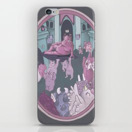 Monster Hierarchy iPhone Skin