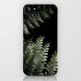Grow In Darkness iPhone Case