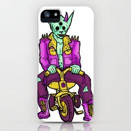Trikewolf iPhone Case