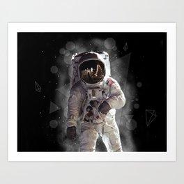 ∞. Art Print