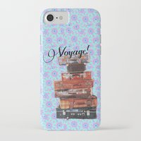 voyage iPhone & iPod Cases featuring VOYAGE! by Ylenia Pizzetti