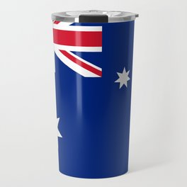 Australian flag, HQ image Travel Mug