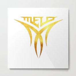Melo Anthony Metal Print