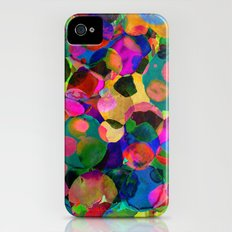 Rainbow Spot Slim Case iPhone (4, 4s)