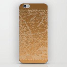 a s i a  iPhone Skin