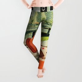 Give & Thank You Leggings